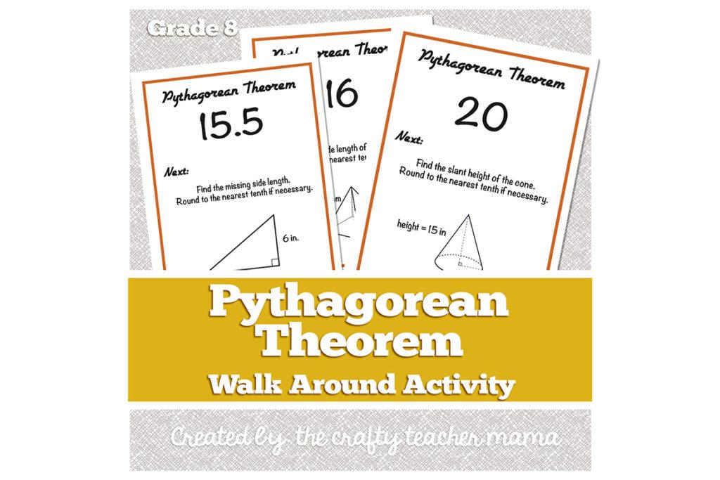 Classroom Movement Activities: Walk Arounds