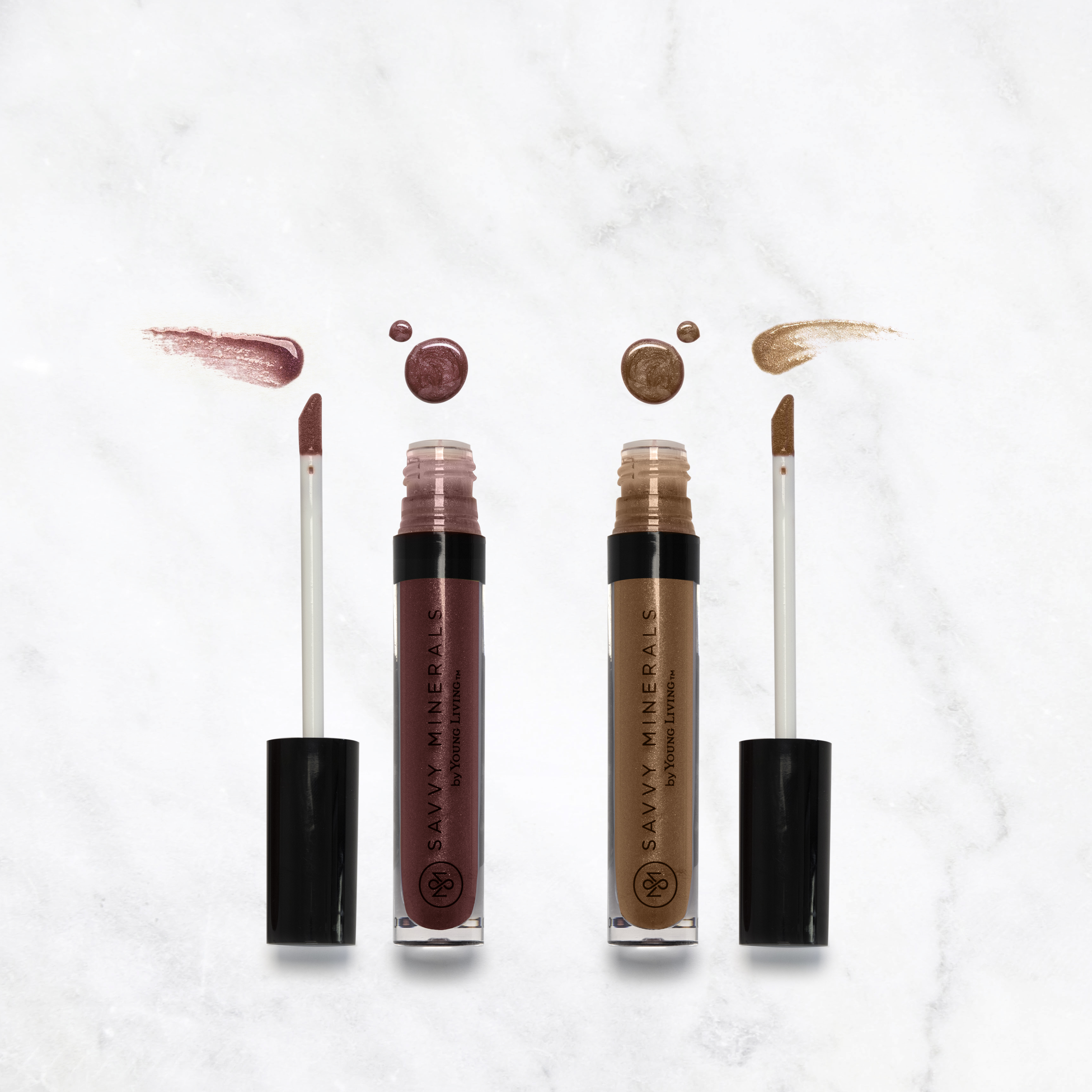 Young Living Savvy Minerals Lip Gloss