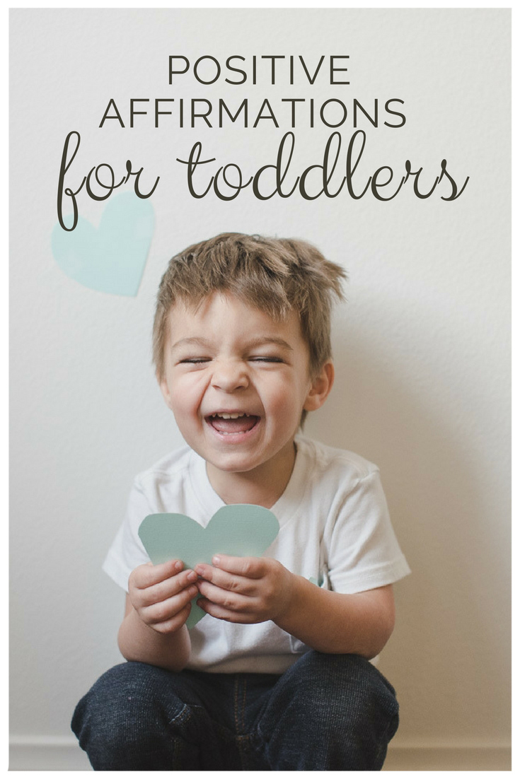 Toddler Affirmations for Raising a Confident Child