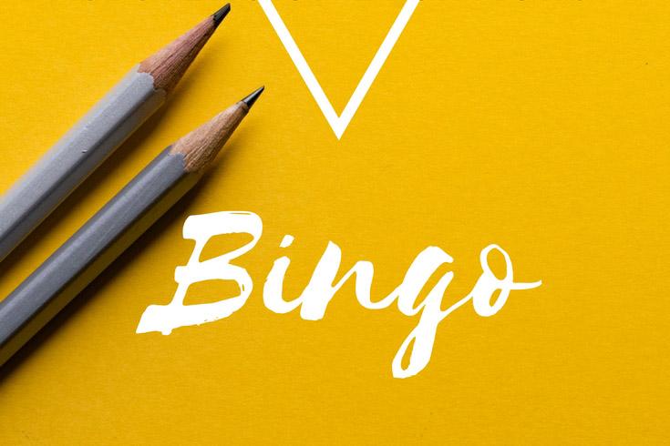 Systems of Equations: Bingo Activity